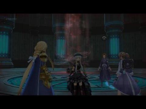 Sword Art Online: Alicization Lycoris - North Extreme/Death Game - No Golem - 1 Minute 12 Seconds  