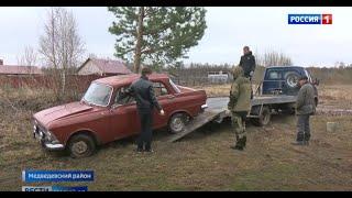 Владелец «Москвича» из Марий Эл рассказал, где достает запчасти для своего авто