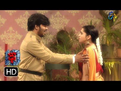 Intro | Teppalellipoyaka Song | Sudheer & Rashmi | Dhee 10 | 15th August 2018 | ETV Telugu