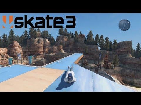 SKATE 3 EXPERIENCES INCROYABLES, MEGA JUMP, EPIC TRICKS ETC