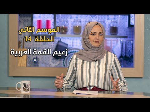 زعيم القمة العربية   الموسم الثاني - الحلقة الرابعة عشر   نور خانم