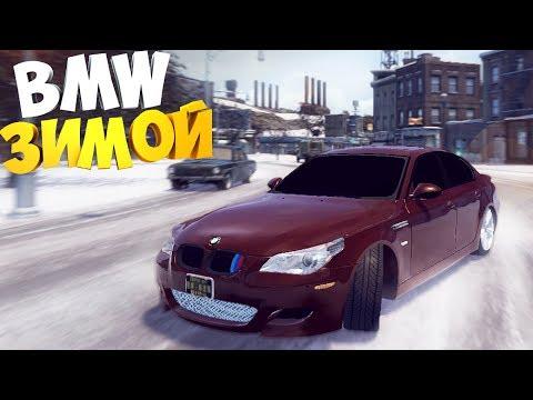 Mafia 2 | БЕШЕНЫЕ BMW И MERCEDES ЗИМОЙ | Дрифт в 60-х