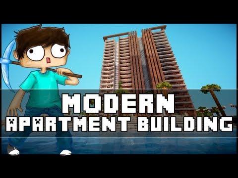 Minecraft - Modern Apartment Building