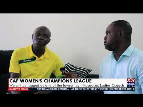 CAF Women's Championships League - Joy Sports Prime (20-8-21)