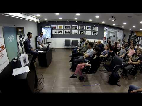 Martea Foto, Live La F64, cu Andrei Baciu si Cristian Bassa