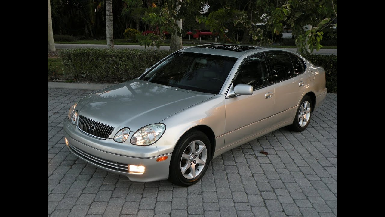 2001 Lexus Gs300 Silver For Sale Auto Haus Of Fort Myers Fl 33908