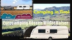 Eurocamp Wilder Kaiser Kössen