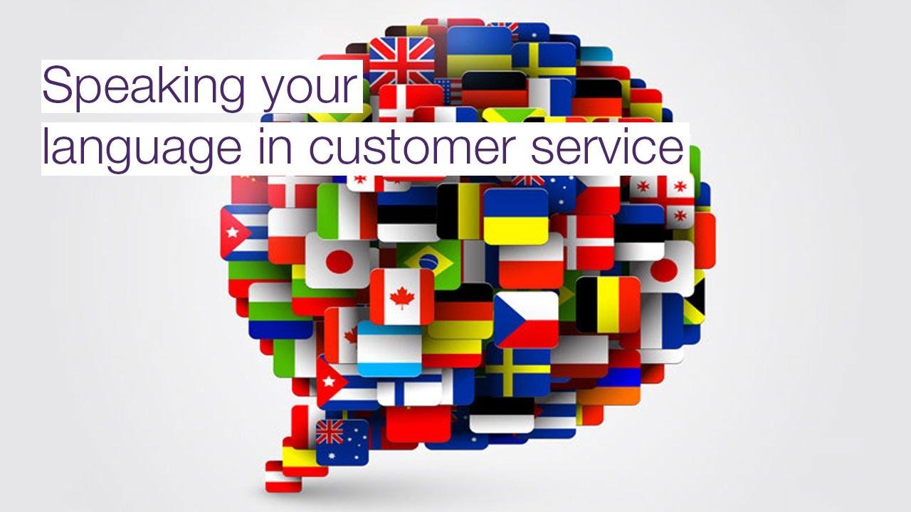 Speaking your language in customer service | TELUS International - YouTube