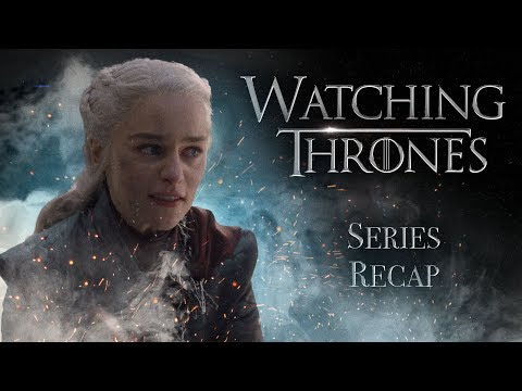 Game of Thrones Series Full Review! | WATCHING THRONES