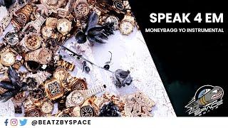MoneyBagg Yo - Speak 4 Em - Beat Instrumental Remake | Time Served