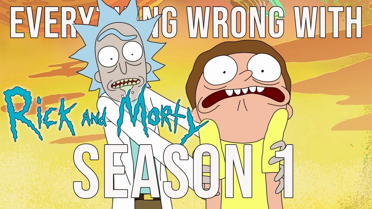 """Download Everything Wrong With Rick and Morty - """"Season 1"""""""