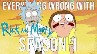 "Everything Wrong With Rick and Morty - ""Season 1"""