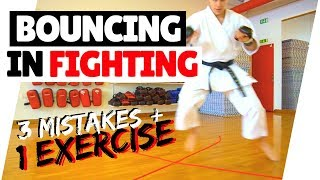 BOUNCING IN FIGHTING | 3 Mistakes 1 Exercise — Jesse Enkamp