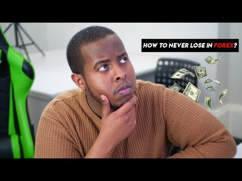 How To Never Lose Money In Forex