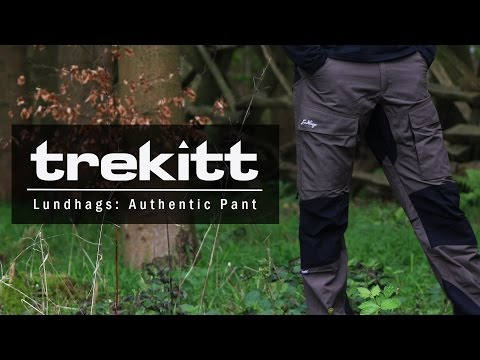 181333c1 Inside Look: Lundhags Authentic Pant - YouTube