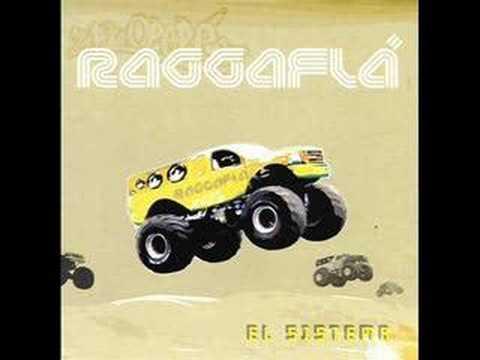 Raggaflá - Brilla roja llama (2002)