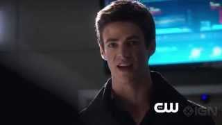 The Flash - Revealing the Metahumans