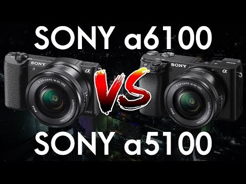 Sony a6100 vs a5100 | Which Should you Buy?