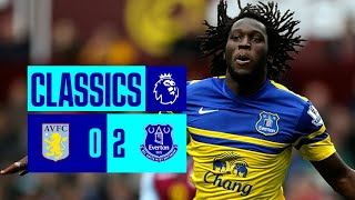'LIVE' FULL GAME: ASTON VILLA V EVERTON - 26 OCTOBER 2013
