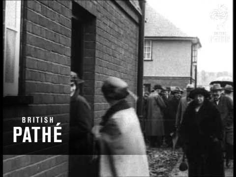 Housing Schemes - Slough (1920-1929)