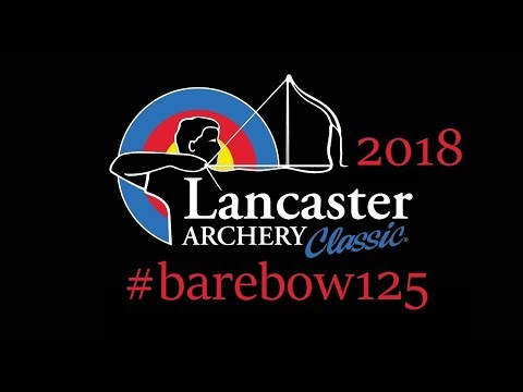 Lancaster Archery Classic #barebow125