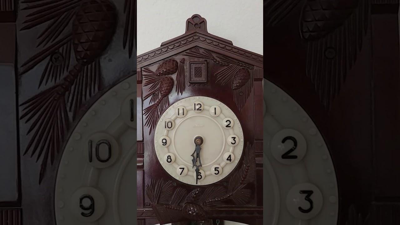Majak russian cuckoo clock youtube majak russian cuckoo clock amipublicfo Images