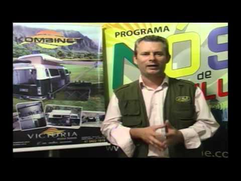 09/11 Campismo Brasileiro-Chile PARQUE NACIONAL TORRES DEL PAINE