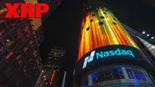XRP On NASDAQ To Bring Massive Institutional Investors
