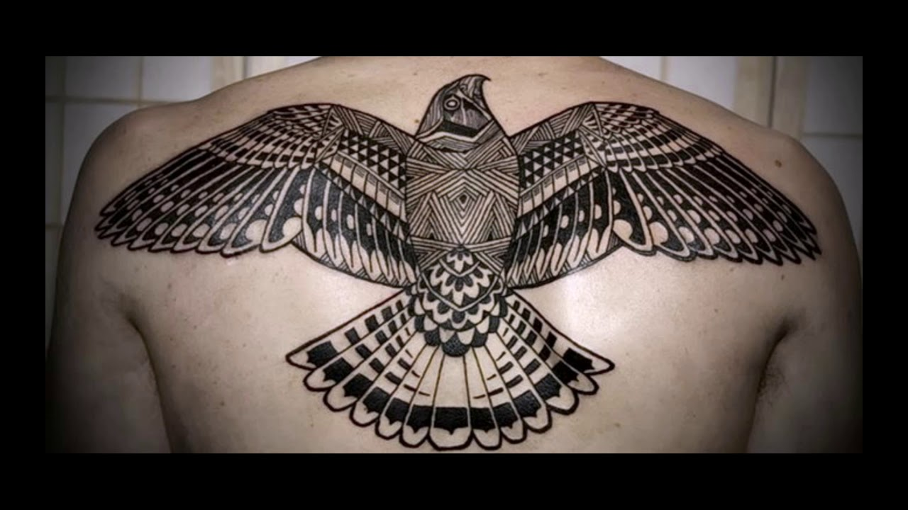 Значение тату ястреб - фото интересных рисунков готовых ...