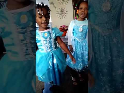 Little Beyonce And Kelly Rowland My Little Divas Youtube
