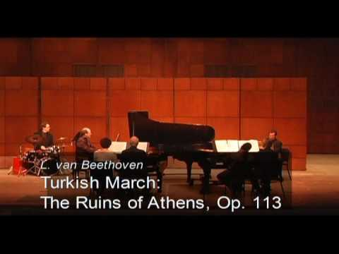 Beethoven: Turkish March - Ruins of Athens