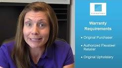 Flexsteel Warranty Commitment Video