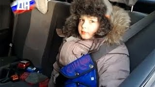 видео адаптер ремня безопасности для детей