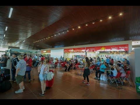 Nova RODOVIÁRIA INTERNACIONAL DE FOZ DO IGUAÇU: Eng. RENATO CAMARGO fala das melhorias