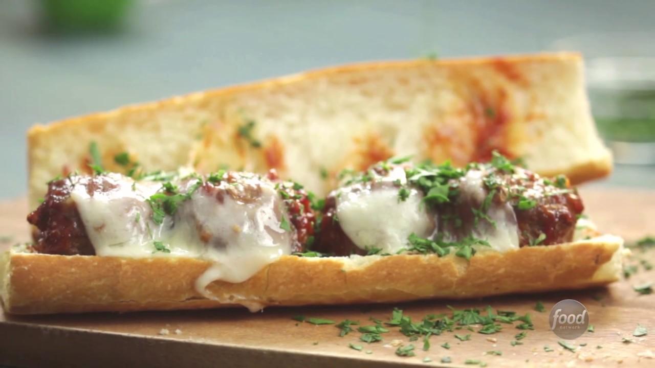 mejores recetas de ina garten Repeat Sndwich De Albndigas En Salsa BBQ Recetas Fciles