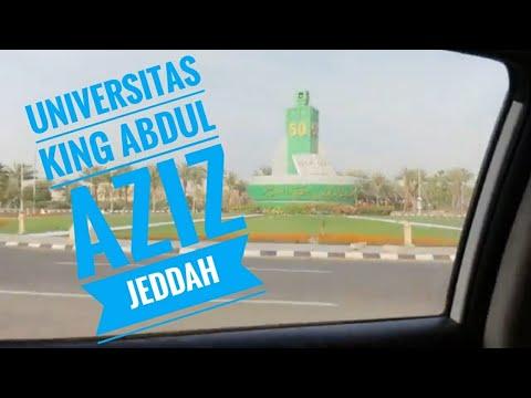 Visit To King Abdul Aziz University -Jeddah 2018