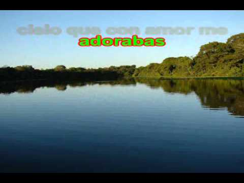 Karaoke - A orillas del Matiyure - Francisco Montoya