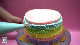 『レインボーシックス シージ』期間限定イベント「Rainbow is Magic」ケーキメイキングビデオ