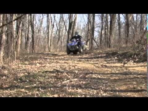 2012 Kymco Maxxer 450 4x4 Test
