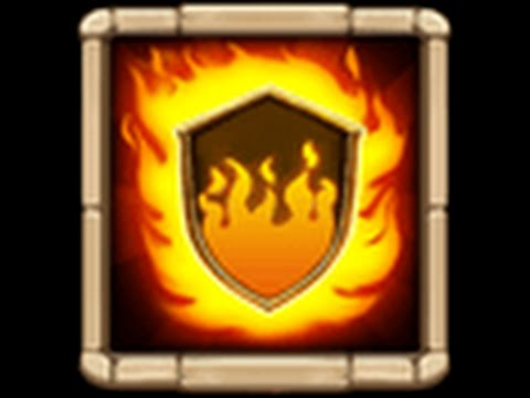 Castle Clash Episode 12 Talents Flame Guard