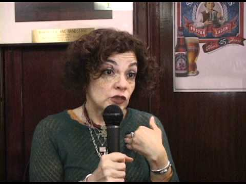 Interview with Michele Carlo, Storyteller:Author