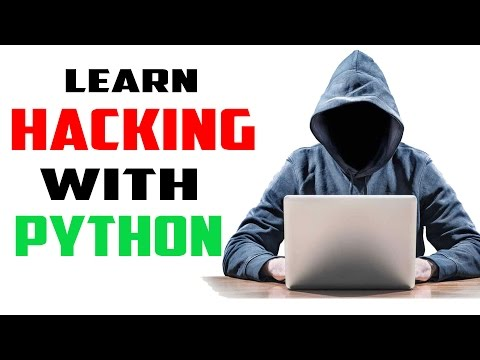 Learn Hacking With Python