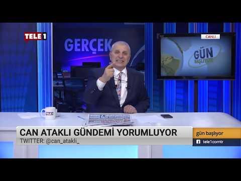 Gün Başlıyor - (20 Kasım 2018) Can Ataklı | Tele1 TV