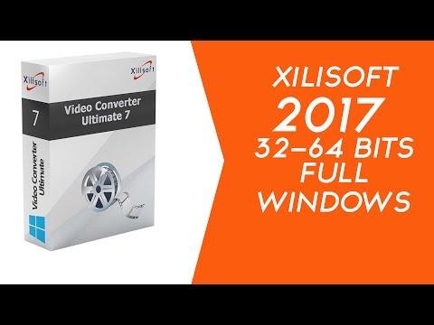 DESCARGA XILISOFT VIDEO CONVERTER 2017 FULL