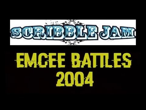 SCRIBBLE JAM 2004 Freestyle Rap Battles & Freestyle Jam (Illmaculate vs Swann & More)