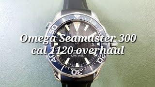 Omega Seamaster 300 cal 1120 o…
