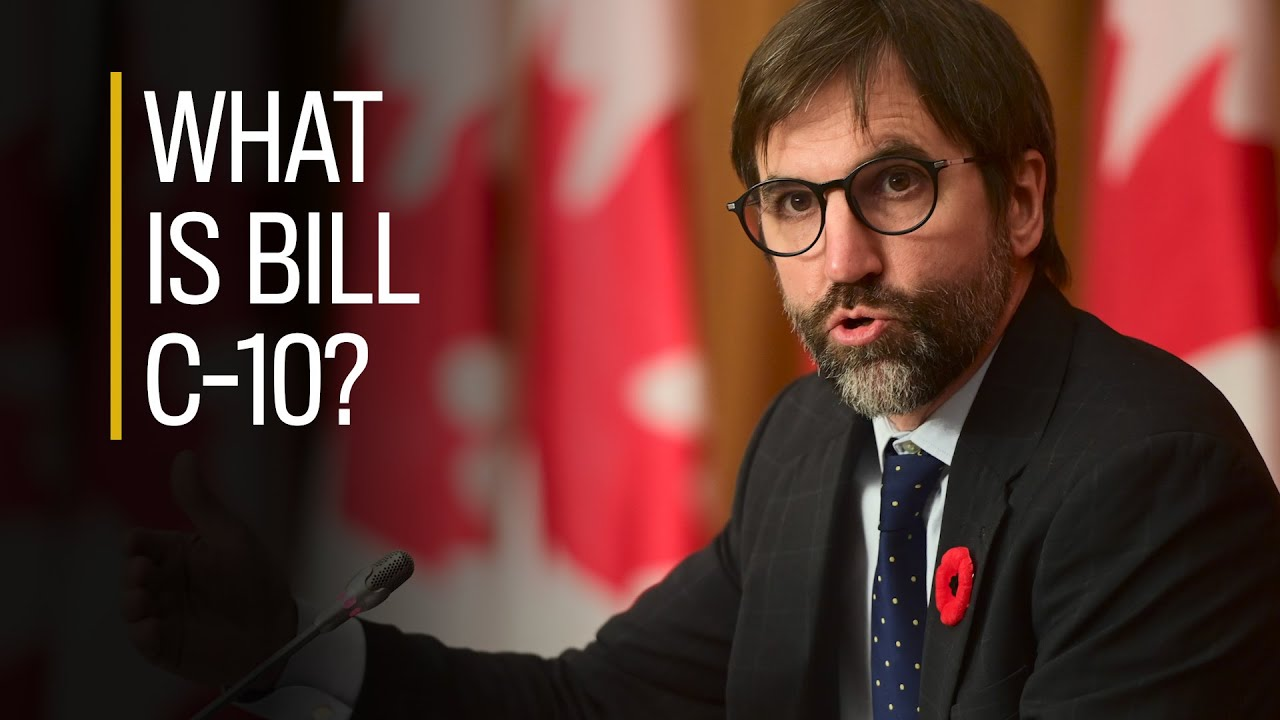 What is Bill C-10?