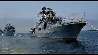 ДЕНЬ ВМФ В НОВОРОССИЙСКЕ (29.07.2018)
