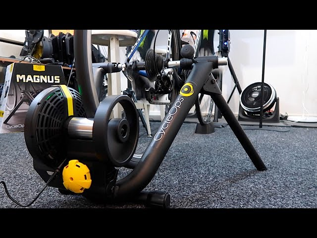 CycleOps Magnus Smart Trainer: Unboxing, Building, First Ride