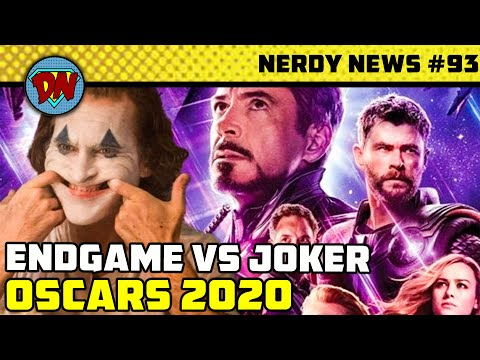 endgame-vs-joker-oscars,-flash-crossover,-avengers-game,-batman-solo,-concept-arts-|-nerdy-news-#93
